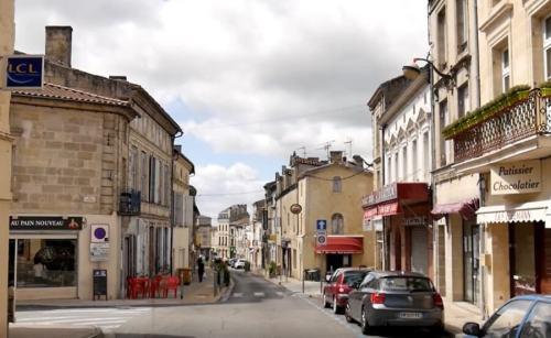 Saint-André-de-Cubzac en image