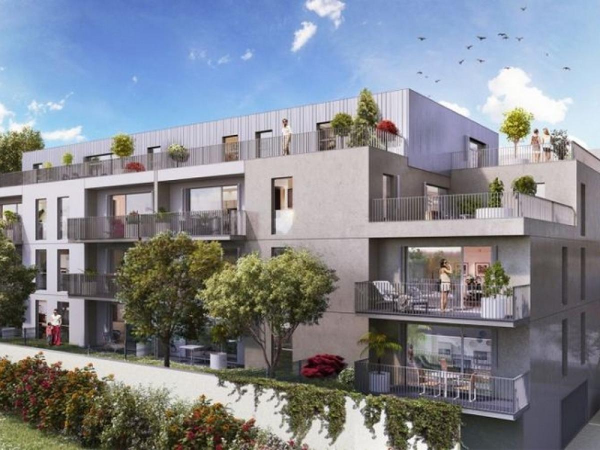 Appartement neuf à Caudéran