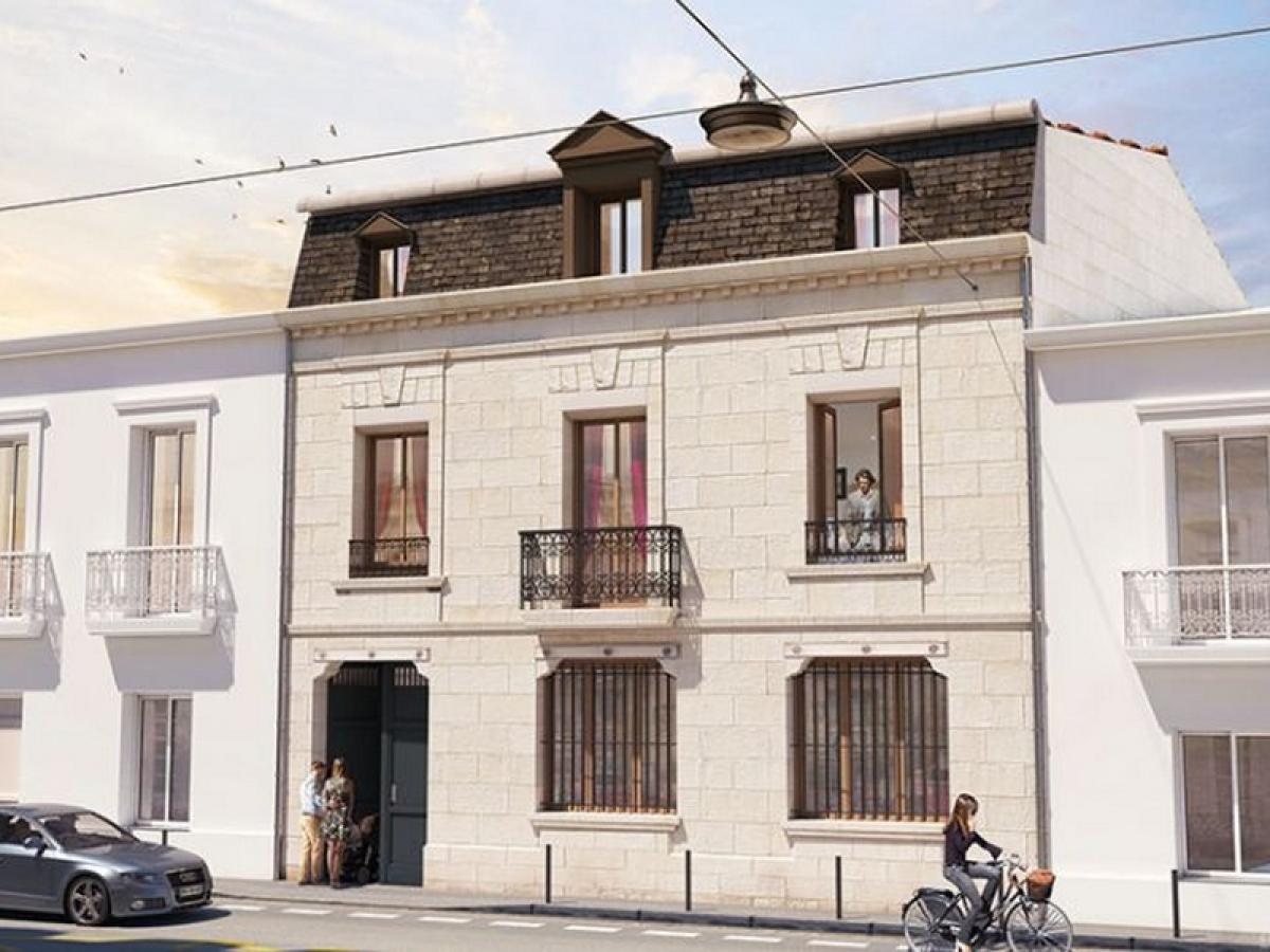 Appartement neuf à St Bruno