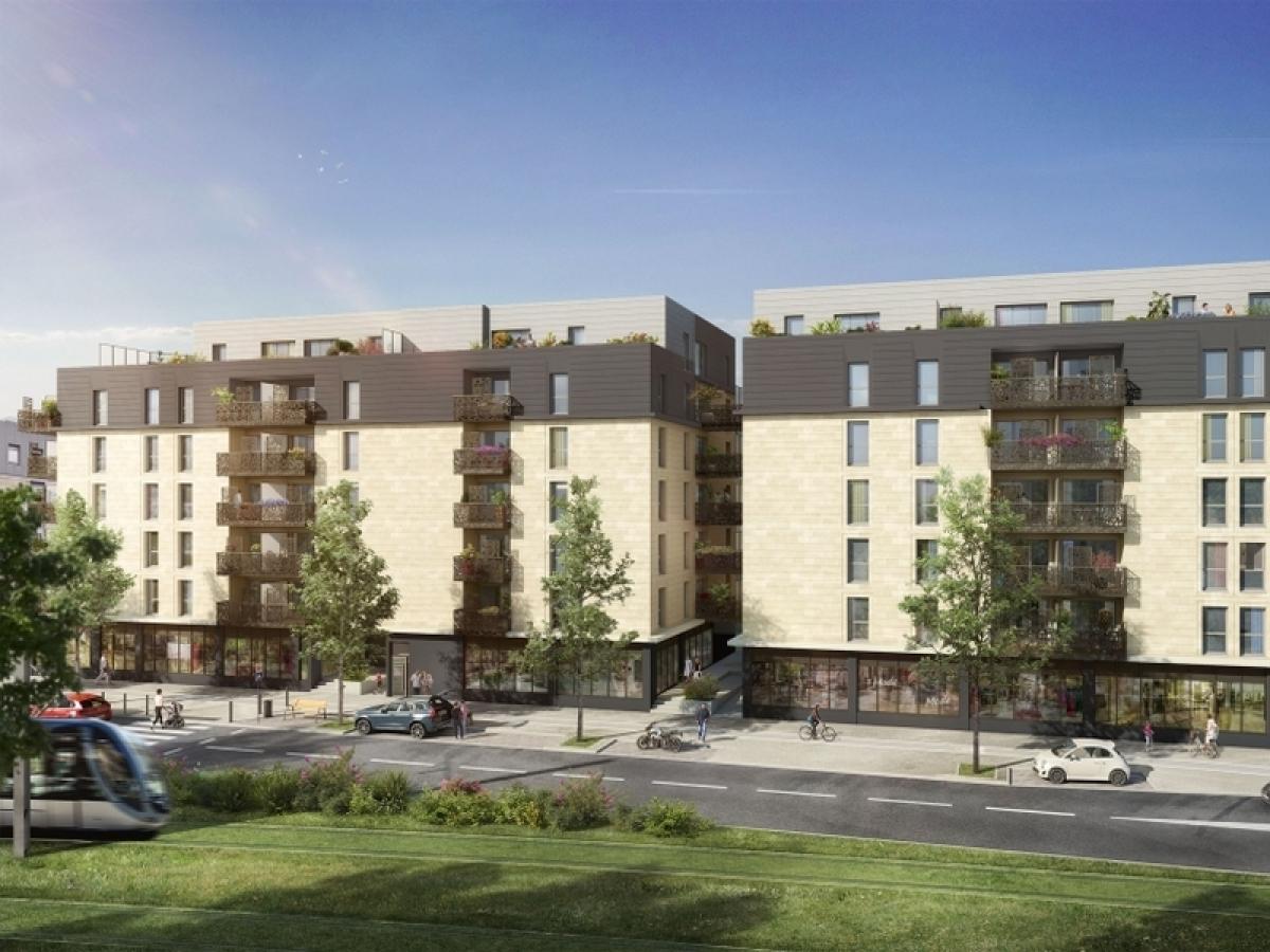 Appartement neuf à Cenon