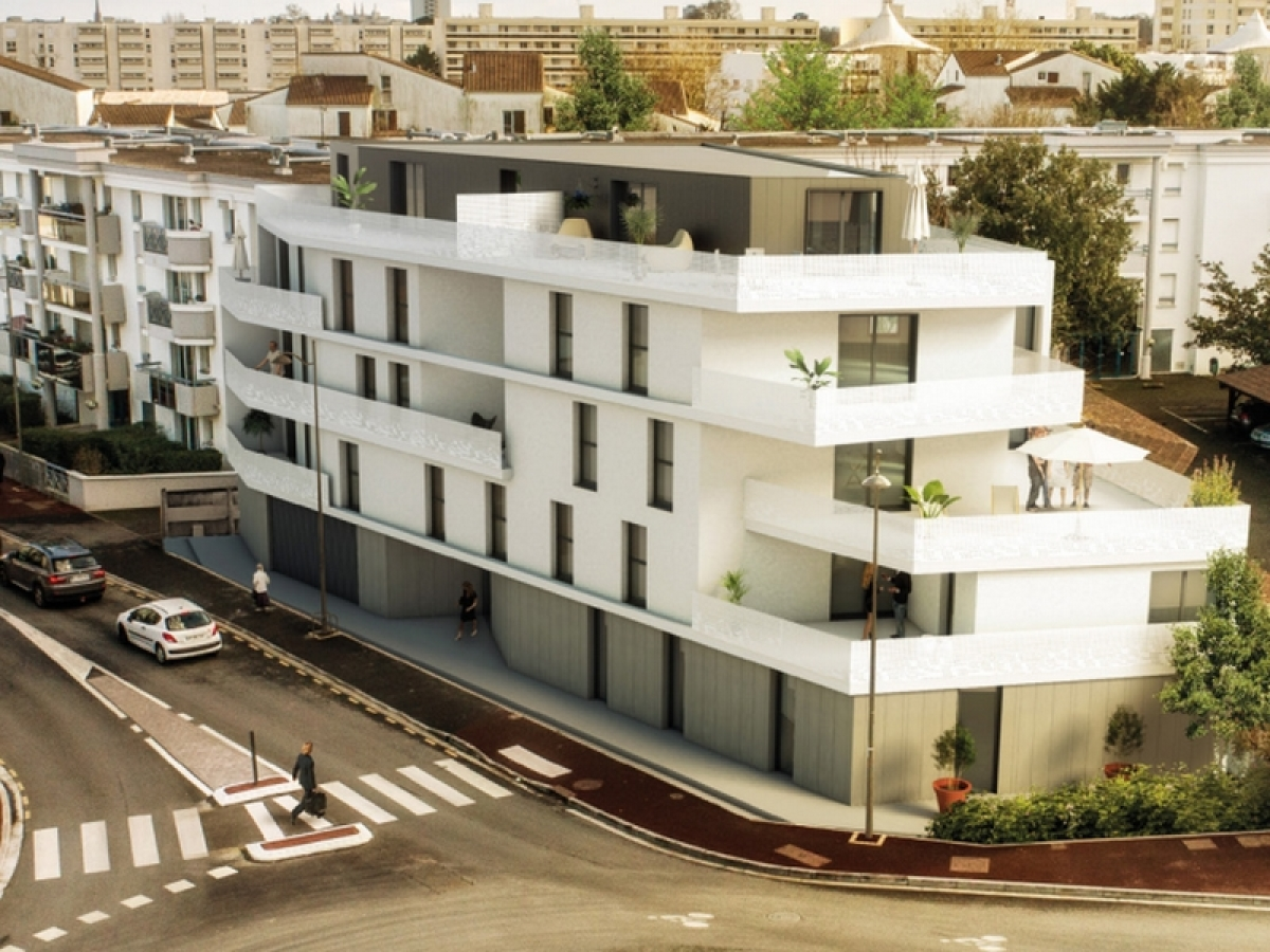 Appartement neuf au Bouscat