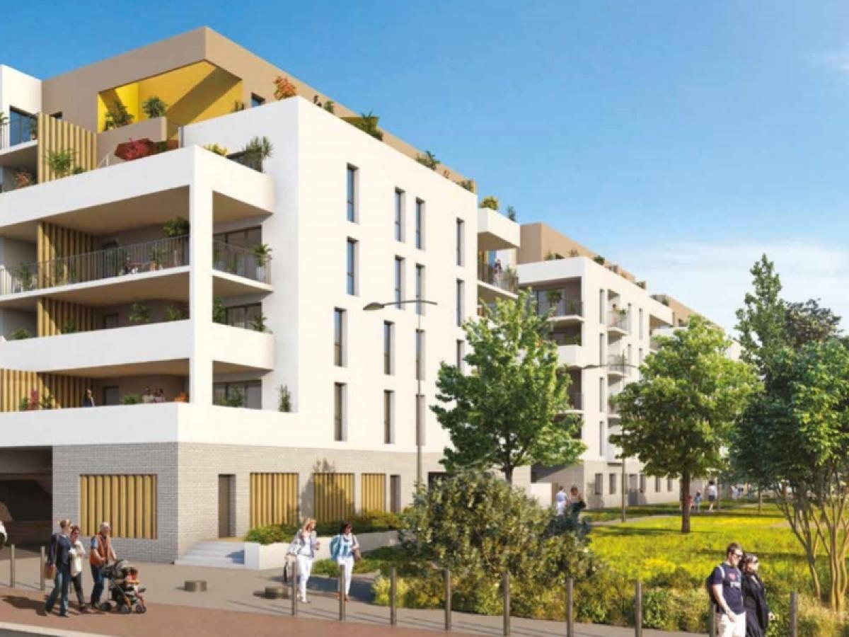Appartement neuf à Lormont