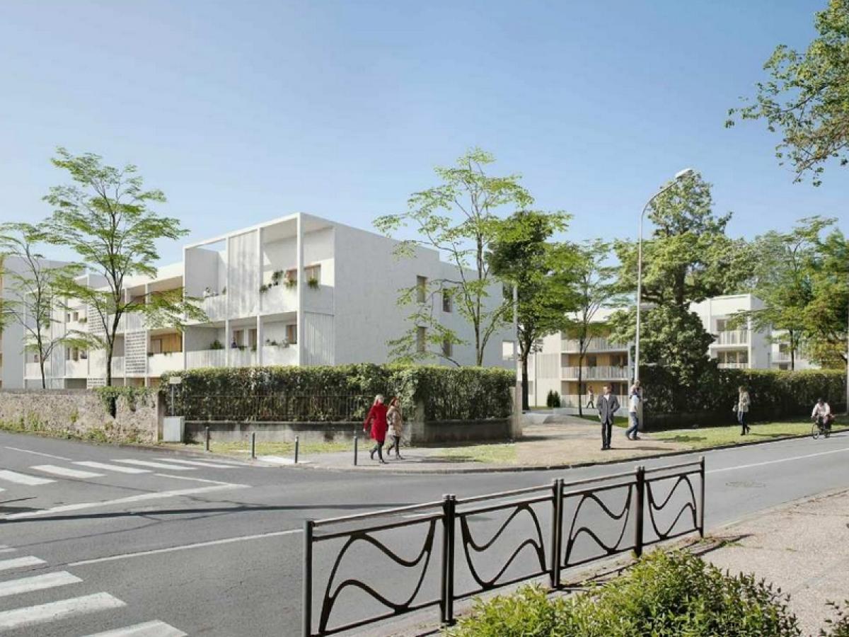 Appartement neuf à Mérignac