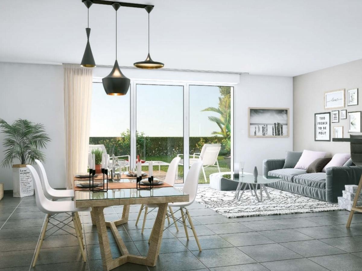 Appartement neuf à Parempuyre