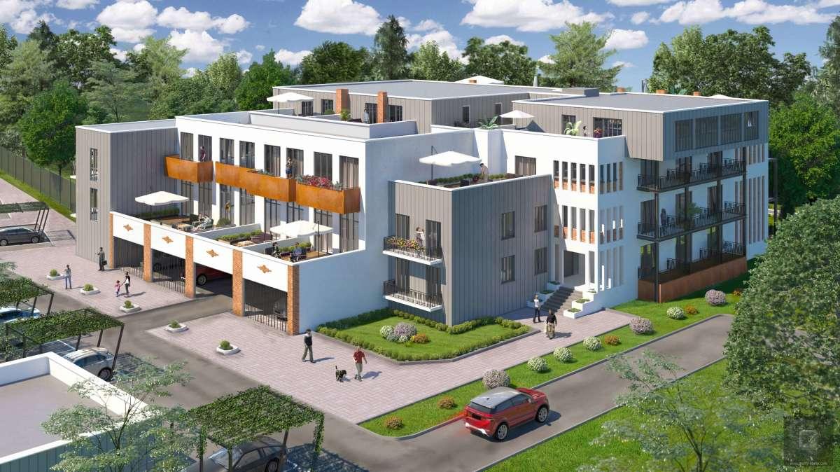 Appartement neuf à Latresne