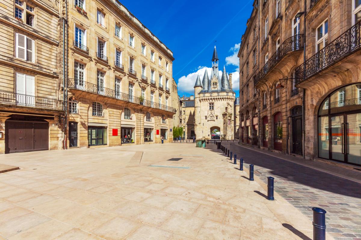 La grosse cloche de Bordeaux