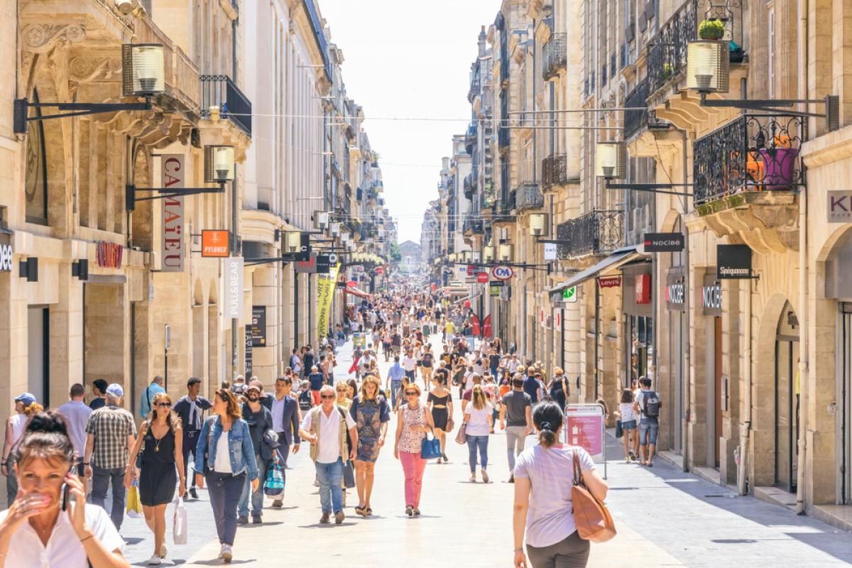 Avec plus de 252.000 habitants, Bordeaux profite d'un classement Pinel B1