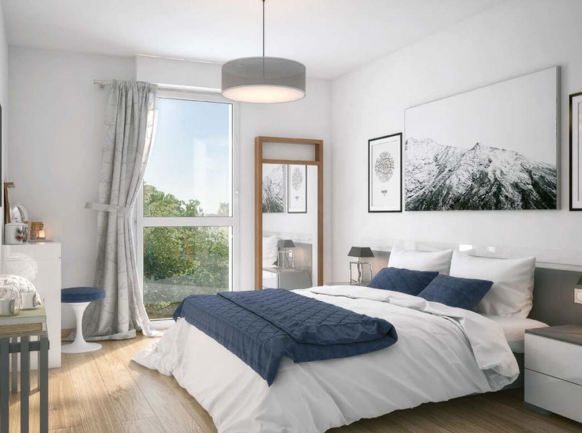 Appartement neuf à Blanquefort