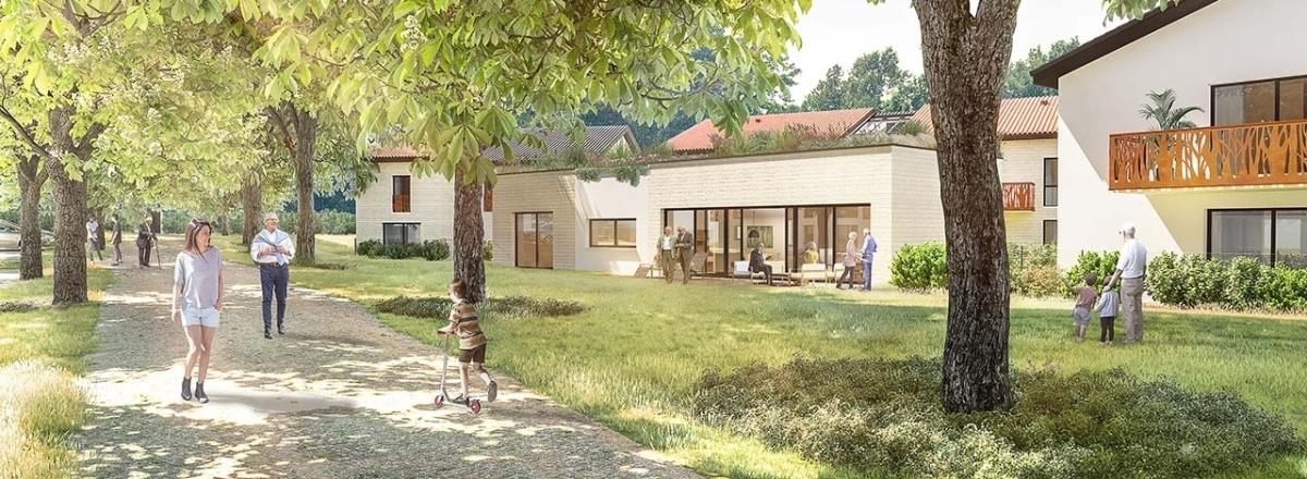 Appartement neuf à Bassens