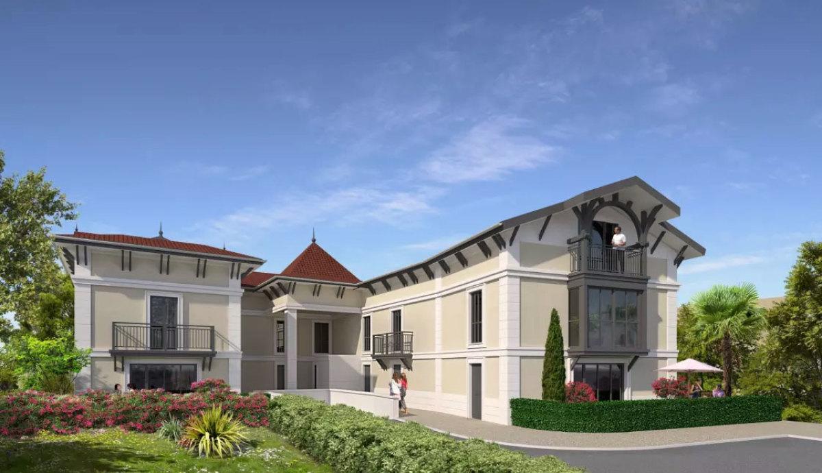 Appartement neuf à Arcachon
