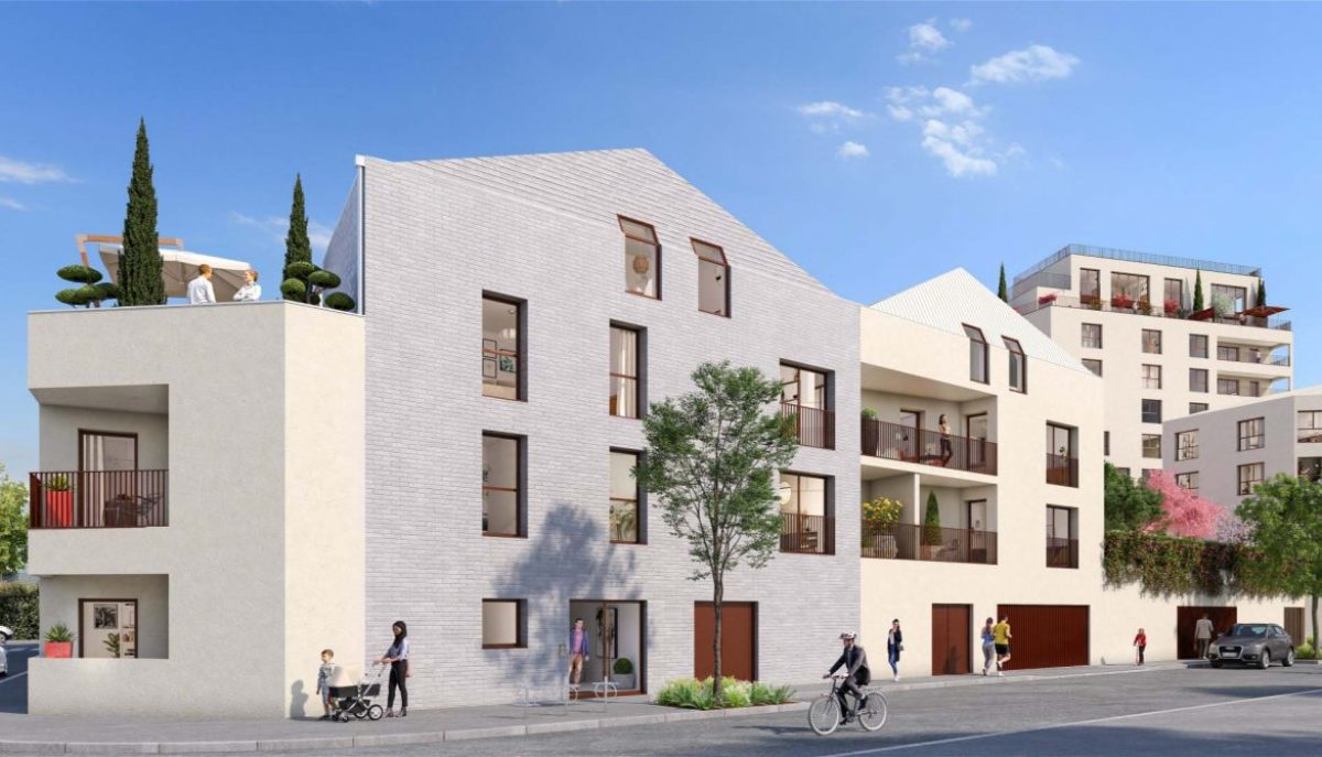 Appartement neuf aux Chartrons