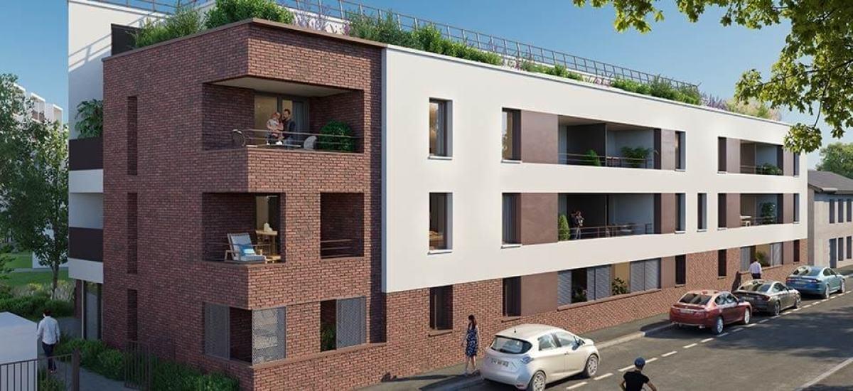 Appartement neuf à Bastide
