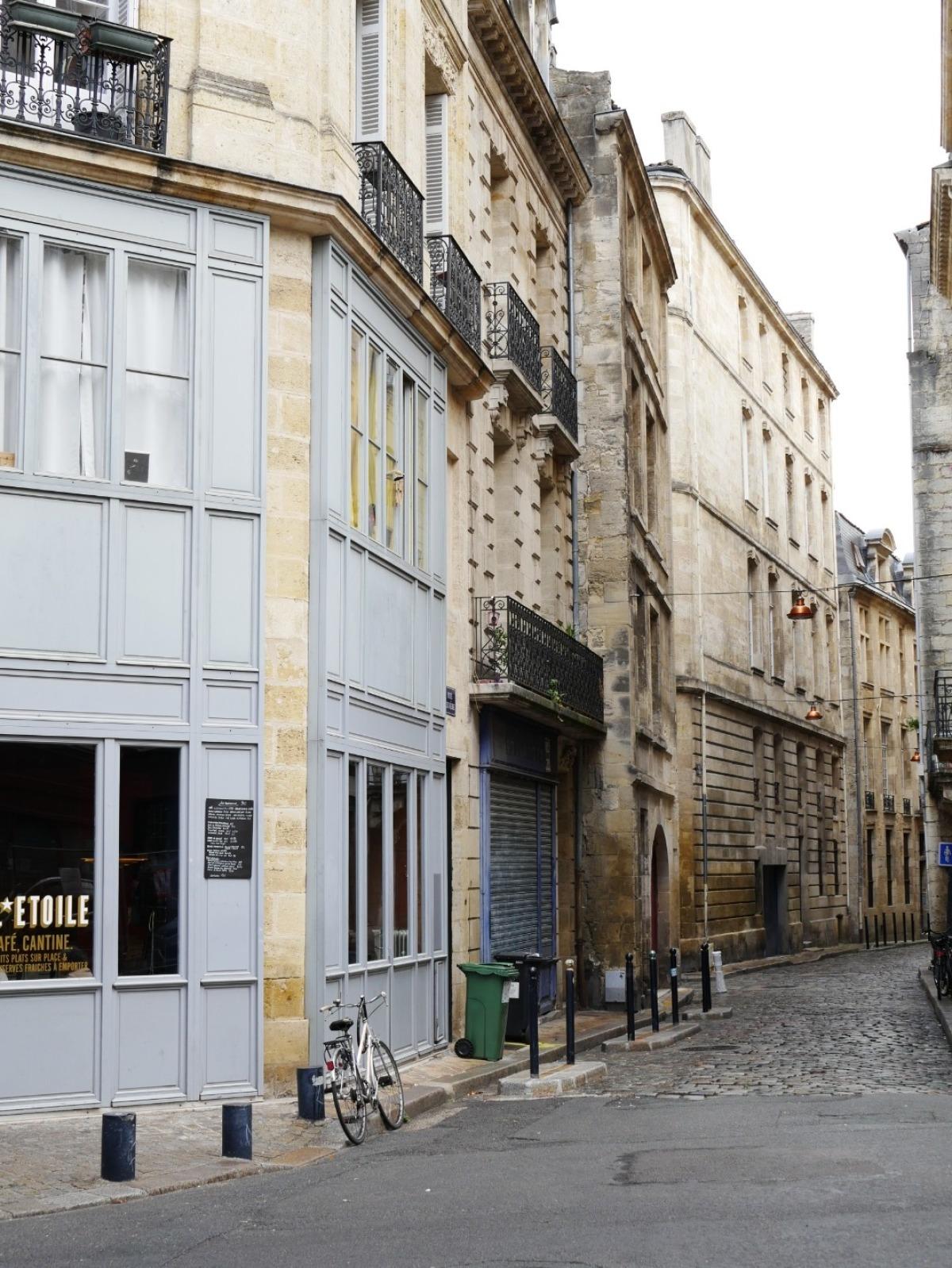 Appartement neuf à Hotel de ville Quinconces