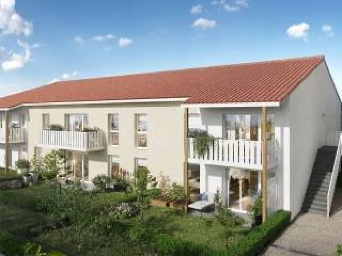 Appartement neuf à Saint-Loubès