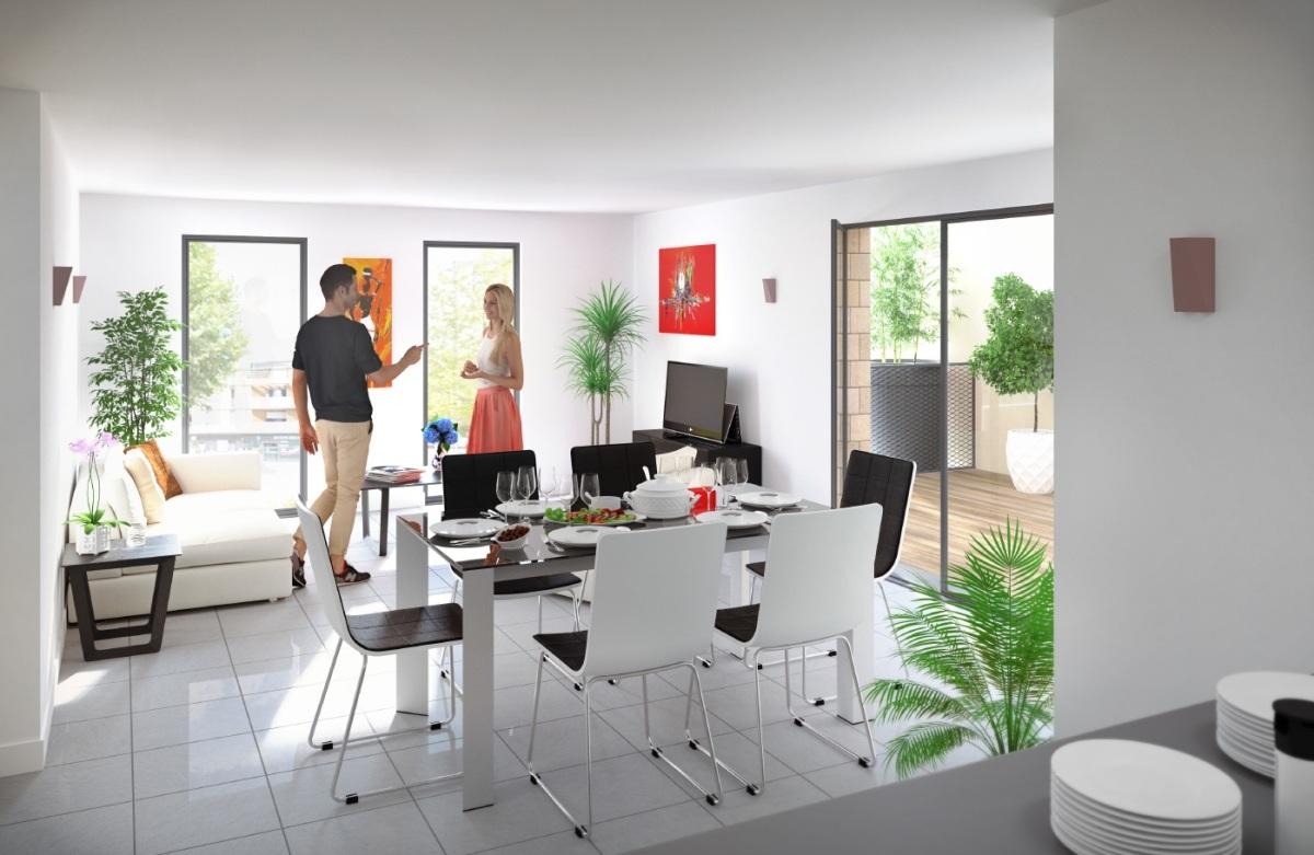 Appartement neuf au Taillan-Médoc