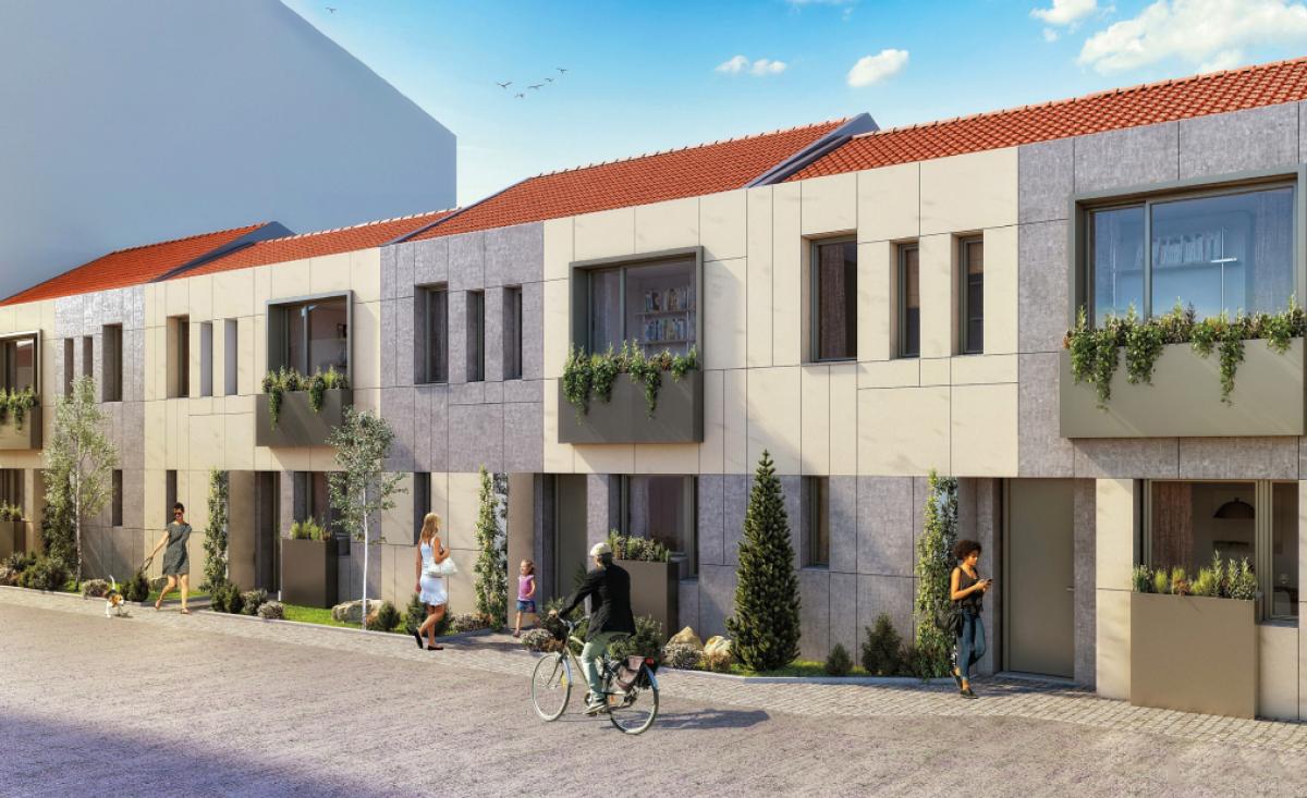 Appartement neuf à St Seurin