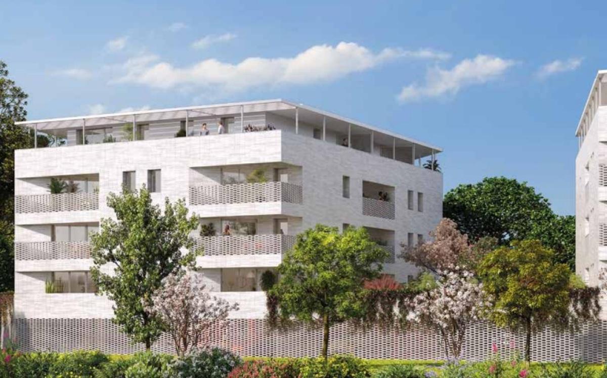 Appartement neuf à Floirac
