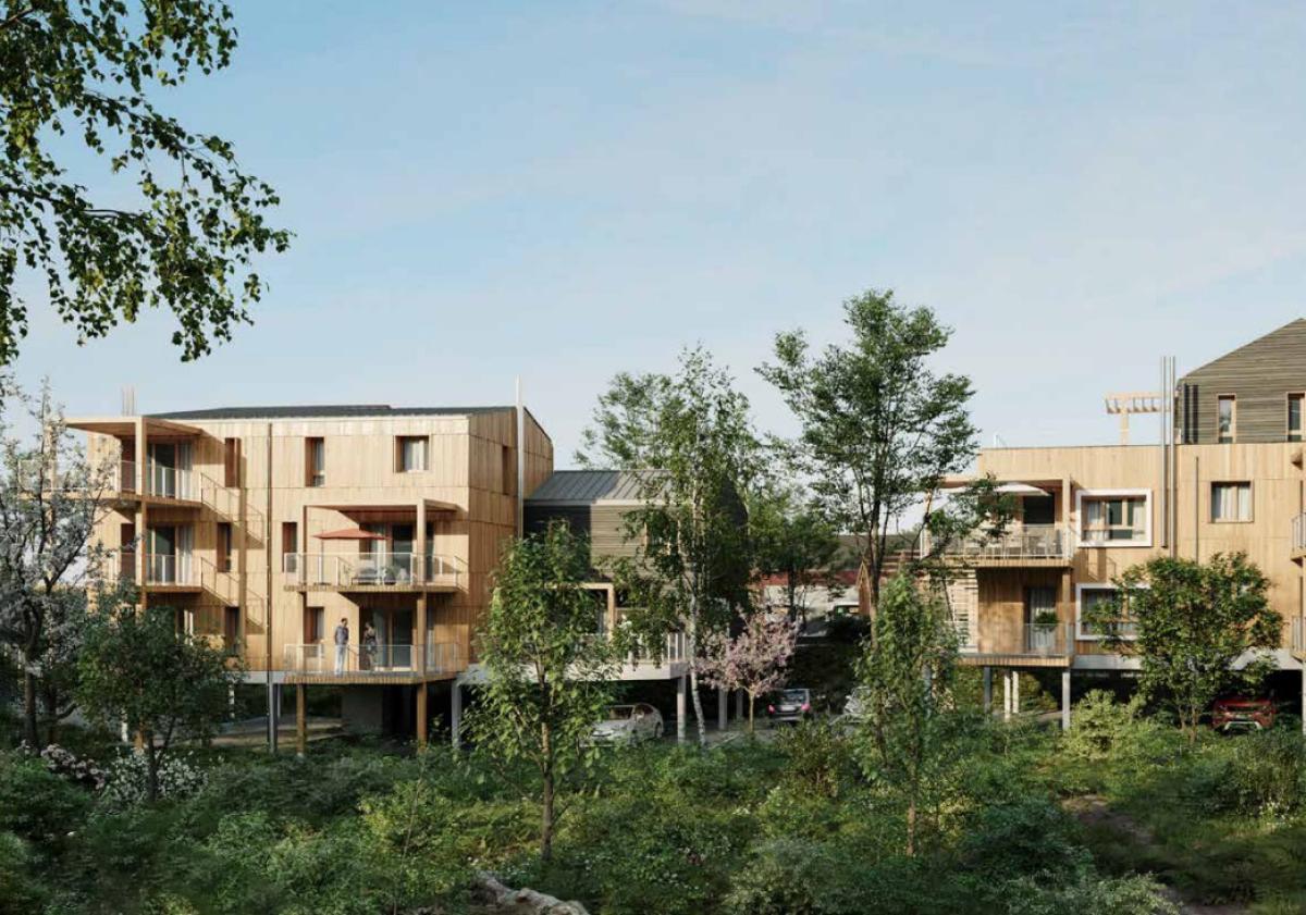 Appartement neuf à Ambarès-et-Lagrave