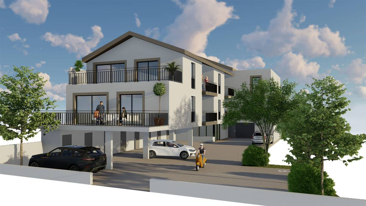 Appartement neuf à Gujan-Mestras