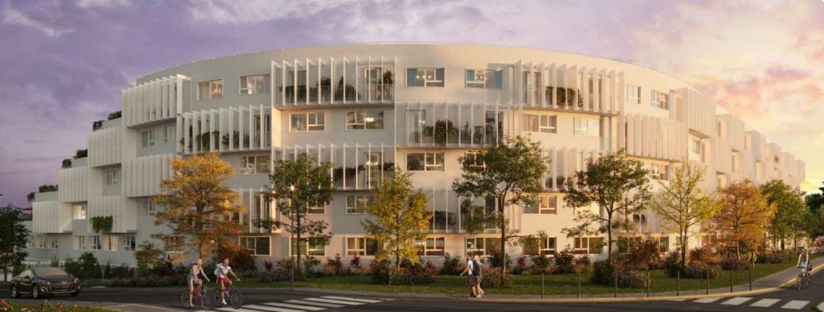 Appartement neuf à Gradignan