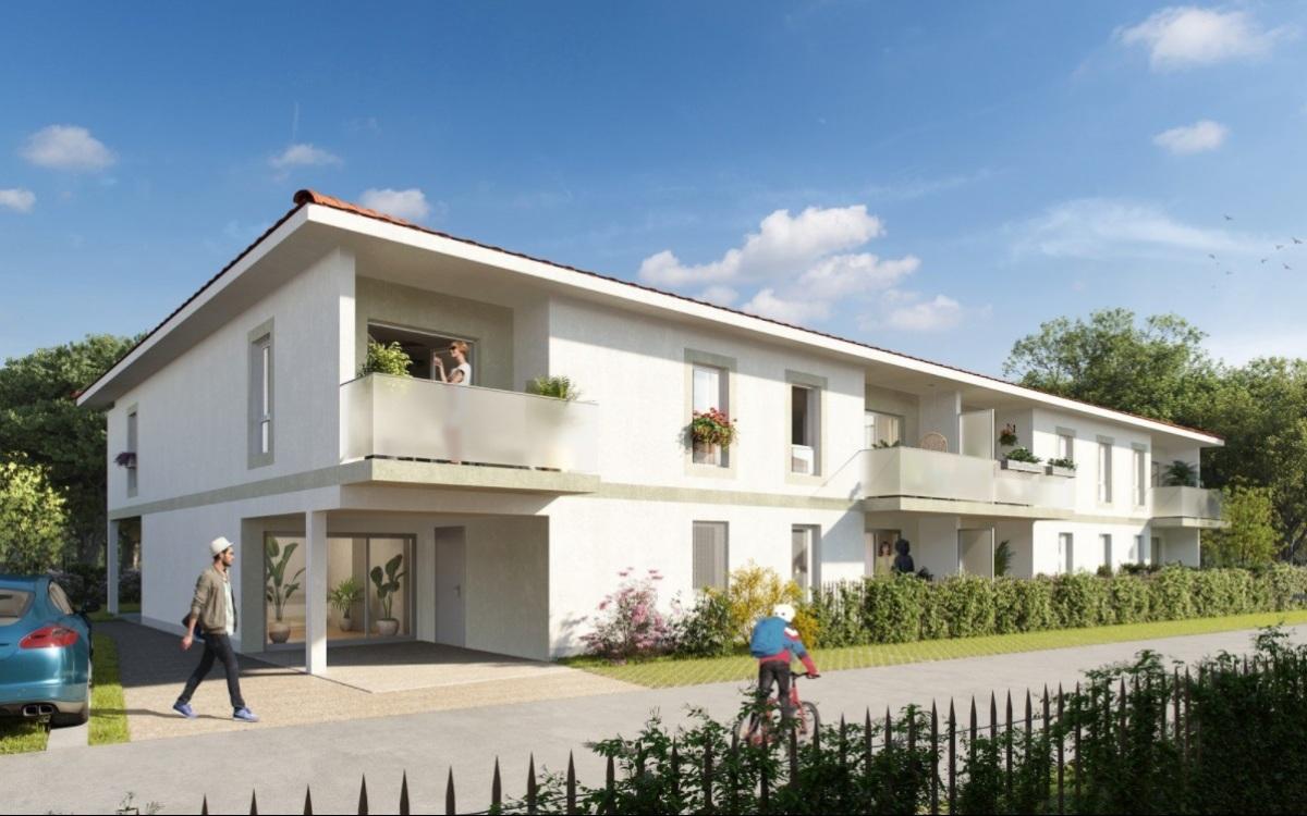 Appartement neuf à Saint-Jean-d'Illac