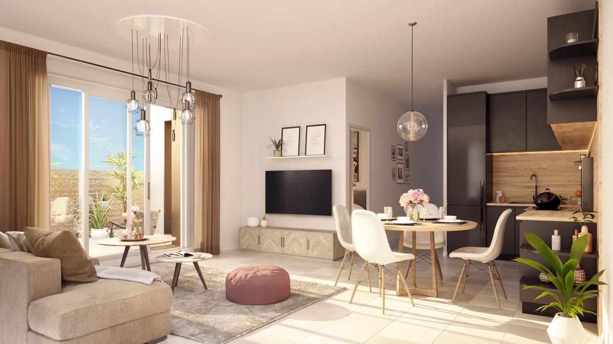 Appartement neuf à Pessac