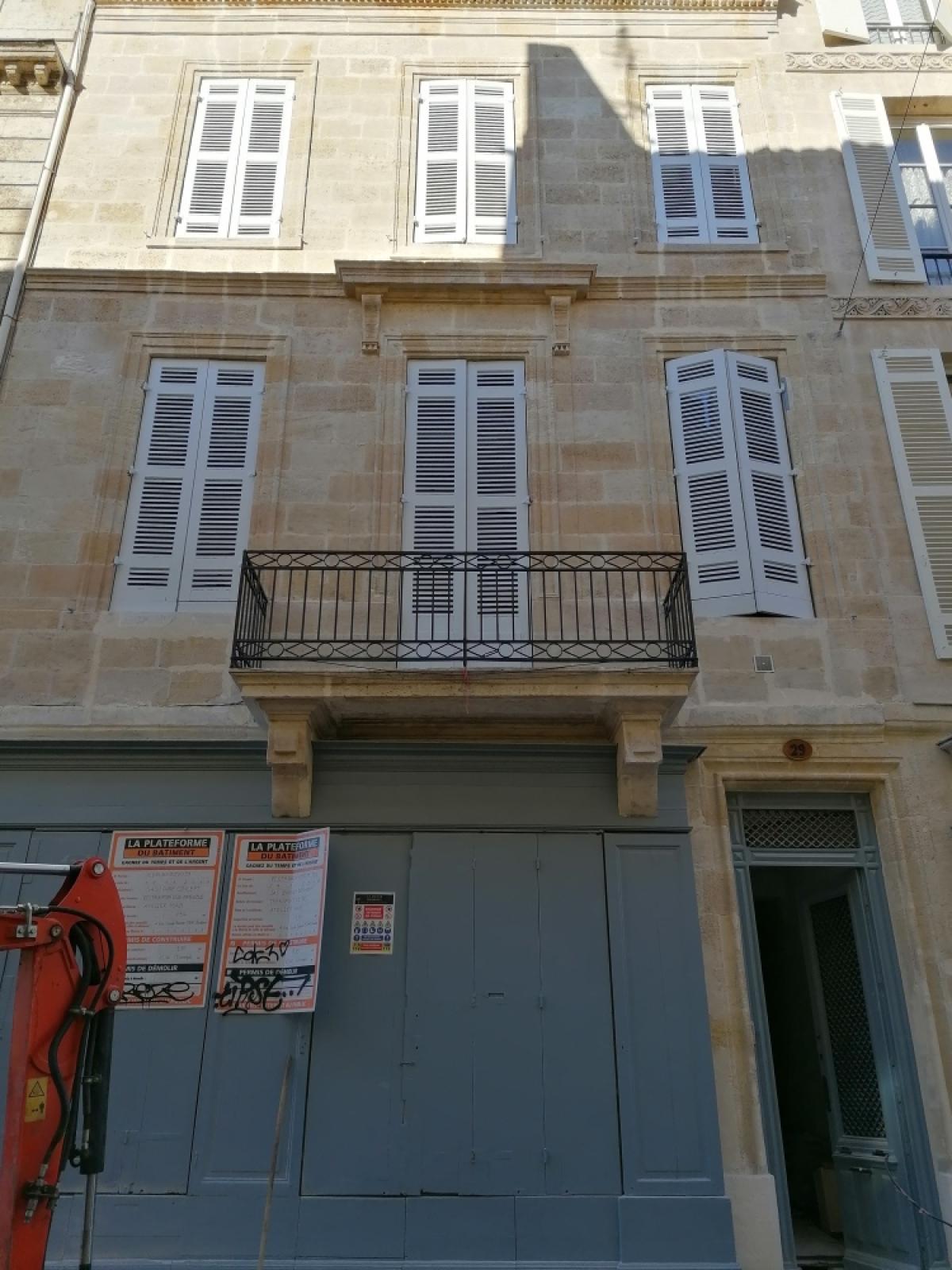 Appartement neuf aux Capucins