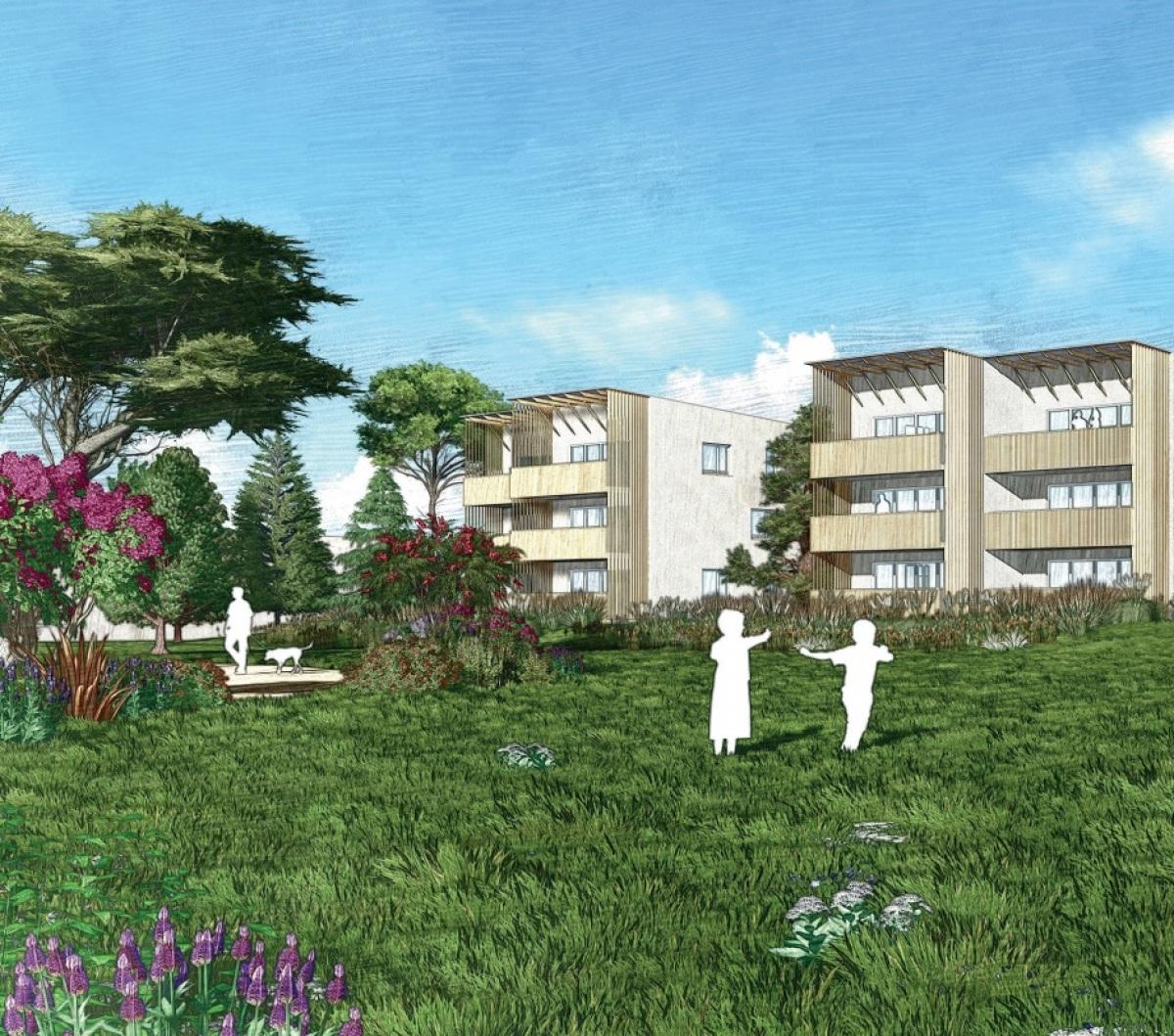 Appartement neuf à Carbon-Blanc