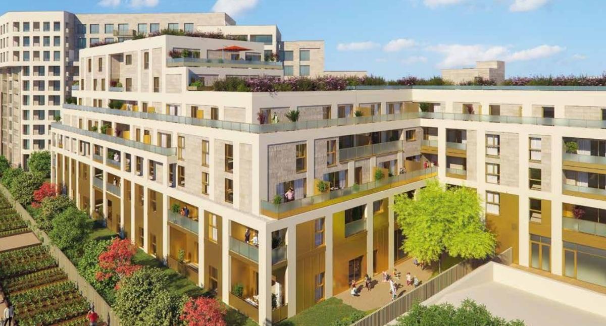 Appartement neuf à St Jean